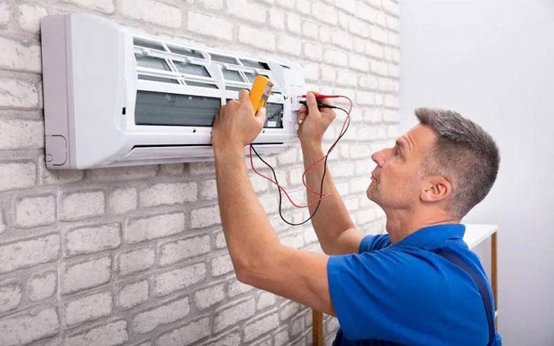 Kiểm tra máy lạnh trước khi vận hành