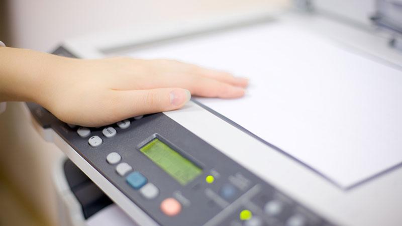 Giá của máy photocopy cũrẻ