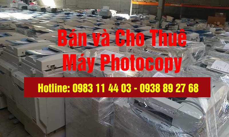 Photocopy Đức Lan - đơn vị bán máy photocopy cũ giá rẻ