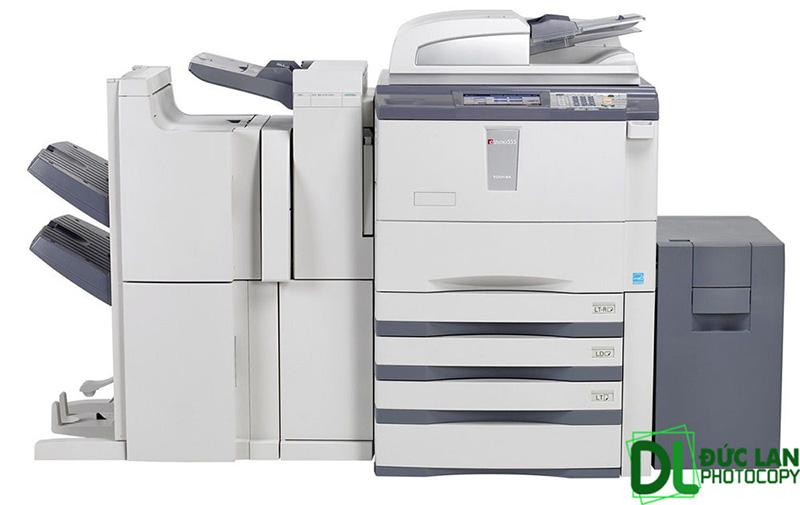 Chọn máy photocopy của những thương hiệu lớn