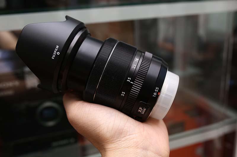 Ống kính Fuji XF 18-55mm F/2.8-4