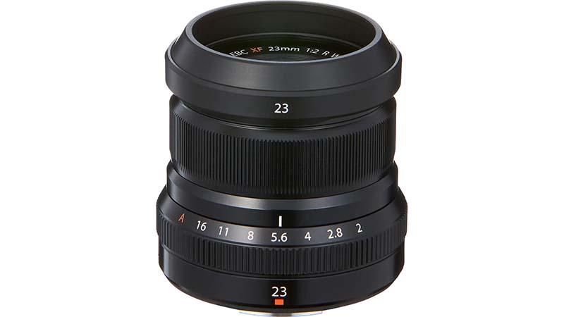 Ống kính Fuji XF 23mm F/2R WR