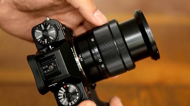 Ống kính Fujinon XC 16-50mm F/3.5-5.6 OIS II