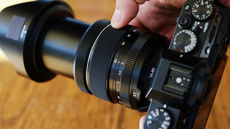 Ống kính XF 16-80mm F/4 R OIS WR