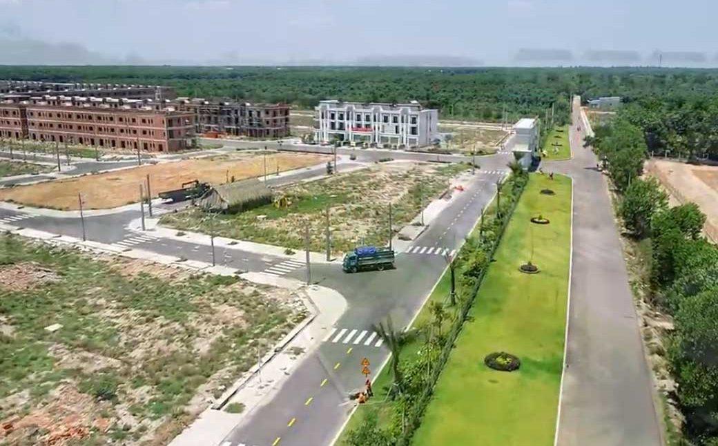 Đất nền dự án Đại Phước Molita