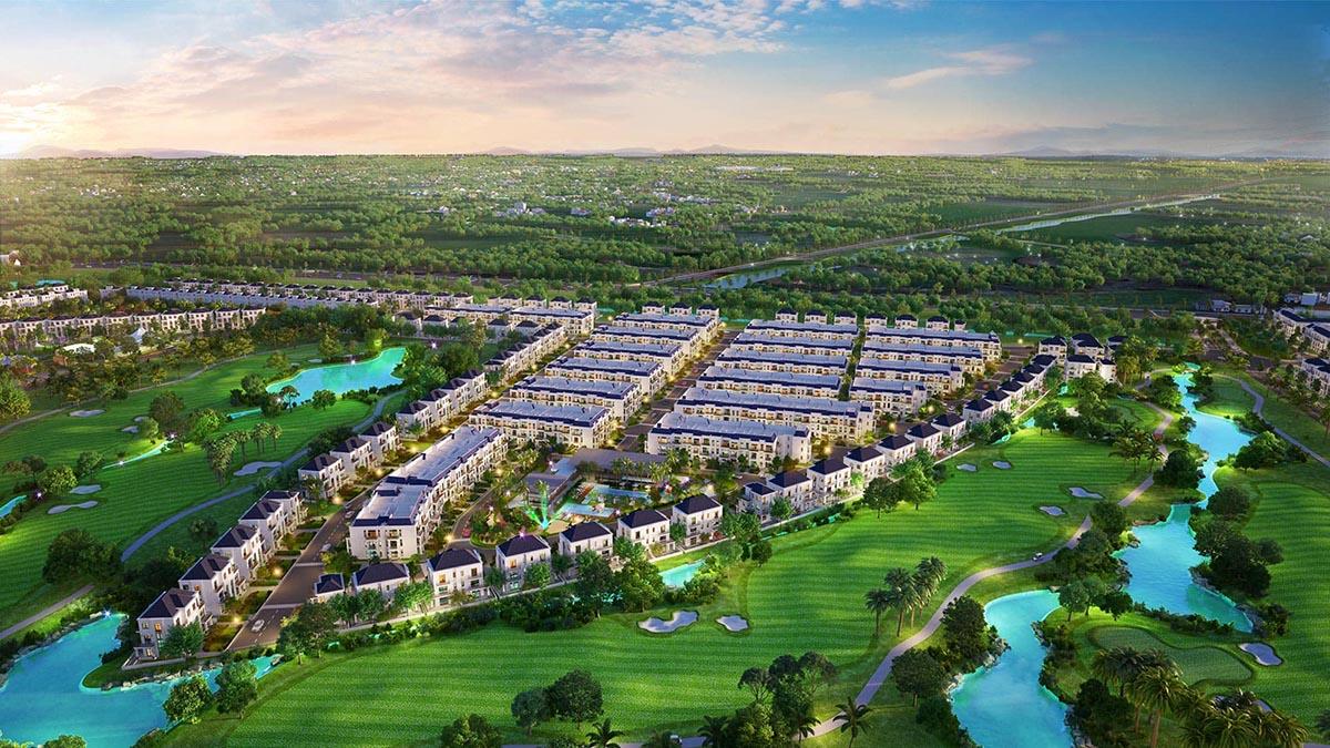 Dự án của Trần Anh Group - West Lakes Golf & Villas