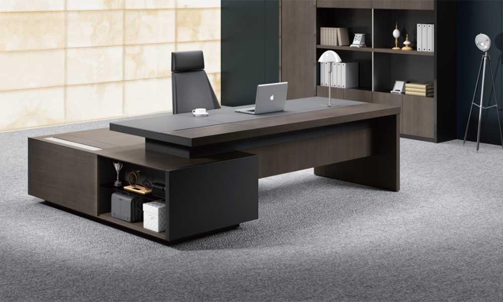 Chất liệu và kích thước của bàn làm việc